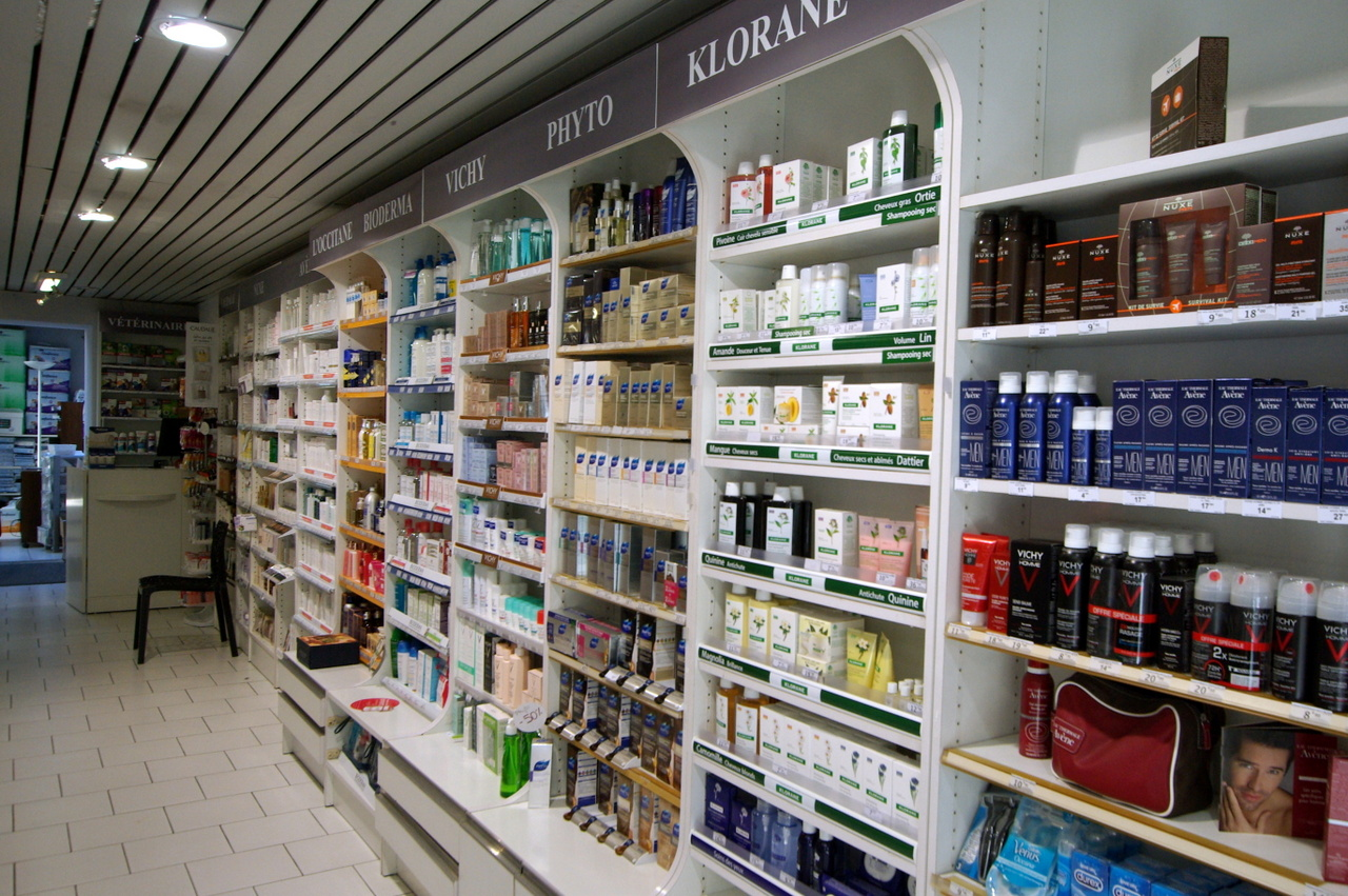 Lou Marronie healthcare Pharmacie du Rocher (1)